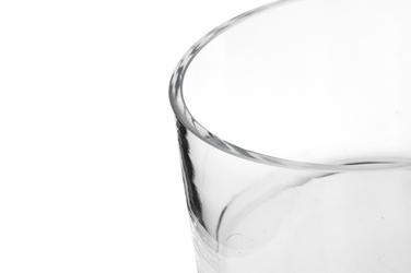Salaterka szklana średnica 14,5 cm wysokość 9 cm