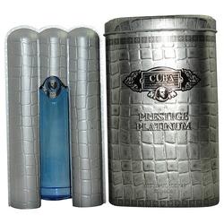 Cuba prestige platinum perfumy męskie - woda toaletowa 90ml