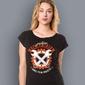 Jestem mechanikiem  t-shirt damski czarny xs