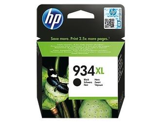 HP Oryginalny tusz 934XL CZARNY