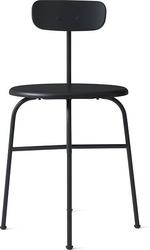 Krzesło afteroom 4 czarne