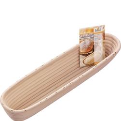 Podłużny koszyk do wyrastającego chleba birkmann 38 cm 209 022