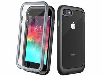 Etui Alogy pancerne rugged Full-body do Apple iPhone 78 Czarne