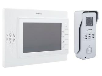 Wideodomofon vidos m320ws6s - szybka dostawa lub możliwość odbioru w 39 miastach