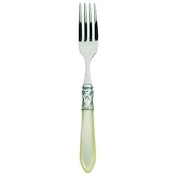 Casa bugatti - aladdin - widelec obiadowy - perłowa kość słoniowa