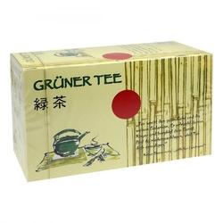 Zielona herbata w saszetkach