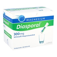 Magnesium diasporal 300 mg w granulkach do picia