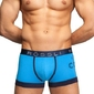 Rossli msh-039 jasny niebieski bokserki męskie