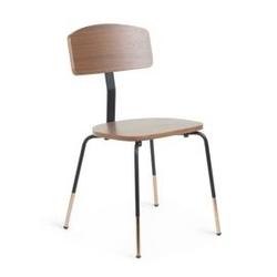 Drewniane krzesło okay 82x49 cm