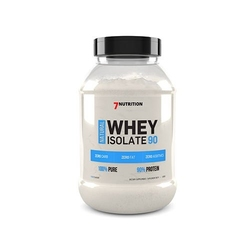 7 nutrition - whey isolate 90 - 1000g
