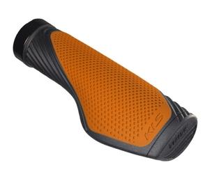 Chwyty kierownicy kellys wave lockon orange