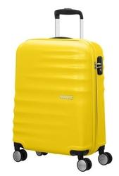 Walizka american tourister wavebreaker 55 cm - yellow