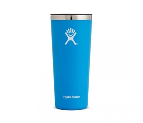 Kubek tumbler coaster hydro flask 650 ml jasnoniebieski