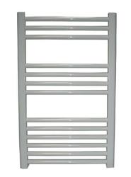 Grzejnik łazienkowy wetherby - elektryczny, wykończenie proste, 400x800, białyral - paleta ral