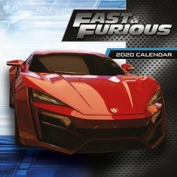 Fast amp; Furious - kalendarz 2020