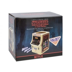 Stranger things arcade machine - kubek 3d