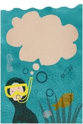 Nurek - plakat wymiar do wyboru: 42x59,4 cm