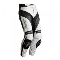 Rst spodnie skórzane tractech evo 4 ce whiteblack