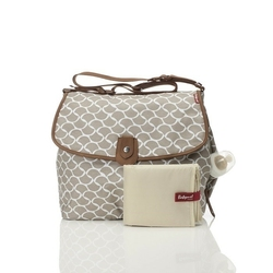Torba do wózka babymel satchel - wave fawn