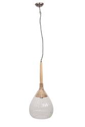 Dutchbone :: lampa wisząca szklana drop