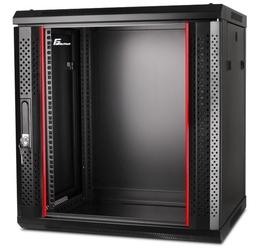 Szafa rack getfort 19 cali 12u 600x450 wisząca - szybka dostawa lub możliwość odbioru w 39 miastach