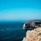Fototapeta na ścianę błękitne niebo nad wyspą fp 4965