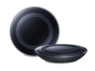 Bezprzewodowa ładowarka indukcyjna qi czarny - czarny
