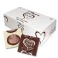 Sexshop - czekoladowe prezerwatywy moreamore condom tasty skin chocolate 50 sztuk - online