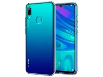 Etui spigen liquid crystal do huawei p smart 2019 + szkło 3mk fg