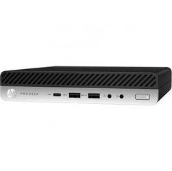 Hp inc. komputer prodesk mini 600dm g5 i5-9500t 51216gbw10p 7pf25ea