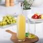 Butelka  karafka do nalewki, na oliwę i ocet hrastnik sultane 750 ml z korkiem