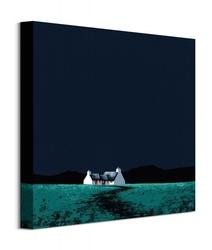 Farriers cottage - obraz na płótnie