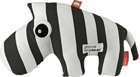 Przytulanka done by deer zebra szerokie czarne pasy