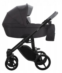 Wózek bebetto luca vero 4w1 britax römer baby-safe2 + baza isofix baby-safe i-size