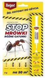 Żel strzykawka na mrówki – 5 g target