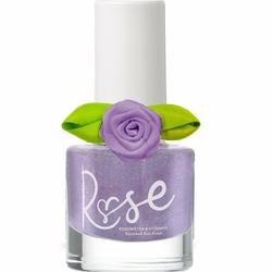 Lakier do paznokci dla dzieci snails rose - peel-off- lit