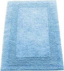 Dywanik łazienkowy cawo 60 x 60 cm błękitny
