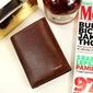 Skórzany portfel męski krenig el dorado 11001 brązowy - brązowy
