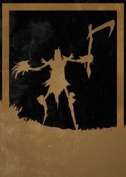 League of legends - fiddlesticks - plakat wymiar do wyboru: 60x80 cm