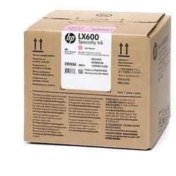 Tusz hp 3m lx600 specjalny wkład atramentowy latex scitex jasny purpurowy, 3 litry