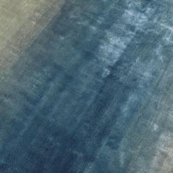 Dywan ręcznie wykonany geos light blue 160x230 cm