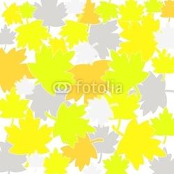 Tapeta ścienna jesienne liście