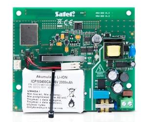 Retransmiter sygnałów radiowych mru-300