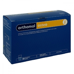 Orthomol osteo granulat w saszetkach