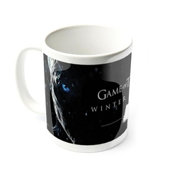 Gra o tron winter is here tyrion - kubek