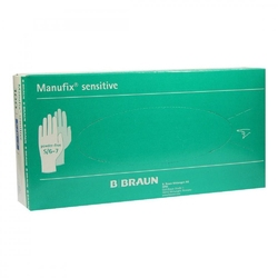 Manufix unters.handschuhe sensitiv pf.klein