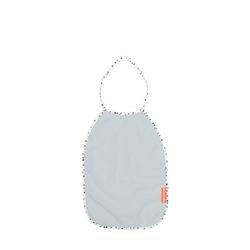 Śliniak dla niemowląt Dots Done by deer niebieski