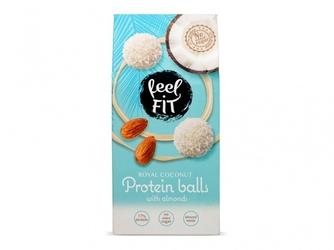 Proteinowe kulki kokosowe z migdałem 63g feelfit