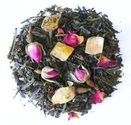 Herbata zielona o smaku tajemniczy ogród 120g
