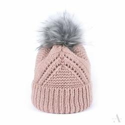 Art of polo triangle różowa czapka